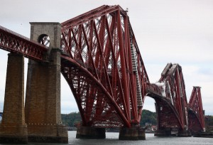 Forth Rail Bridge In Bid To Become UNESCO World Heritage Site
