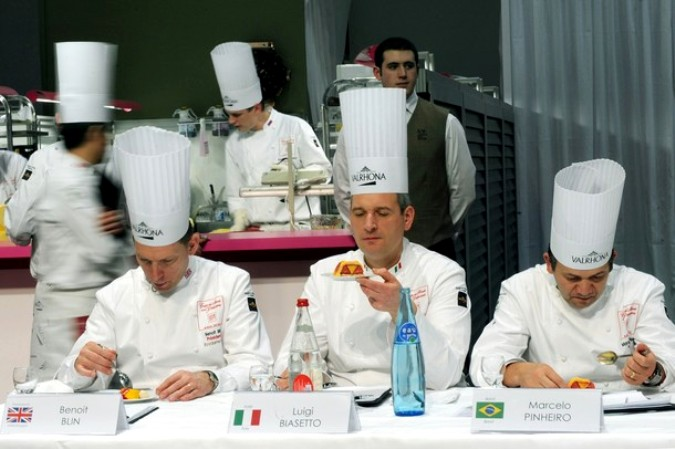 World Pastry Cup in LyoN